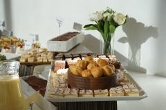 Tapas buffet dessert